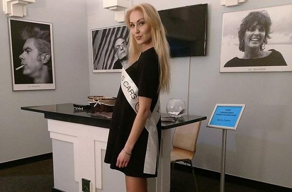hostessa na bankiecie