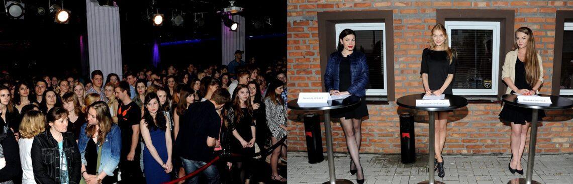 organizacja 700 statystów, 5 hostess i eventu