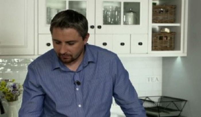 epizodysta Artur w programie telewizyjnym