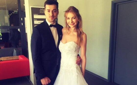 sesja ślubna z modelami w Warszawie