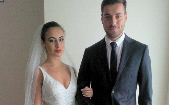 sesja zdjęciowa ślubna z udziałem modelki i modela