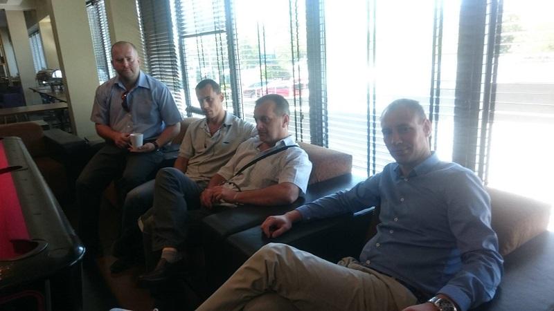 konferencja ze statystami w hotelu w Piasecznie