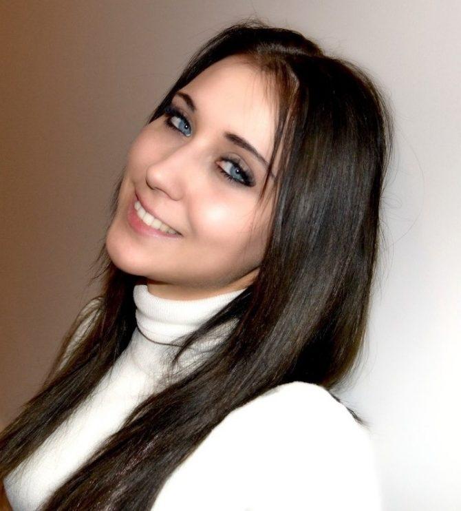 Justyna F. - agencja statystów
